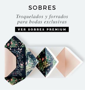 Sobres con forro forrados invitaciones de boda Madrid Save the date-HOME-destacado-sobres-estampados