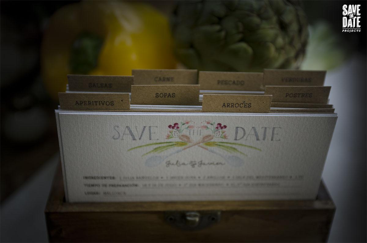 Invitaciones-de-boda-con-acuarela-Save-the-date-recetario