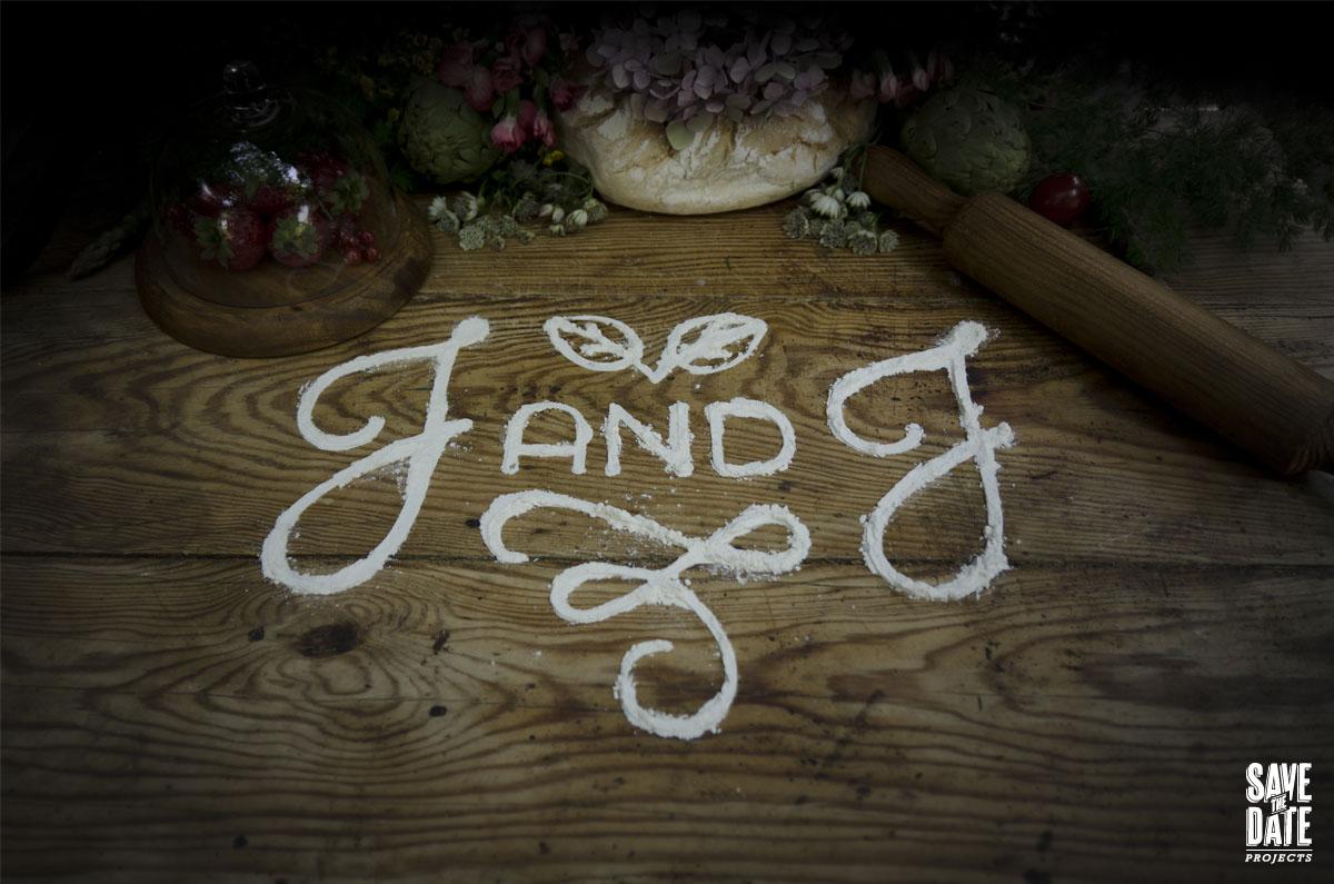 Invitaciones-de-boda-con-acuarela-logo-de-boda-con-harina