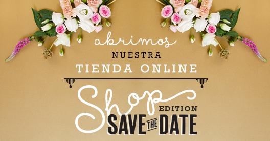 Tienda online invitaciones de boda