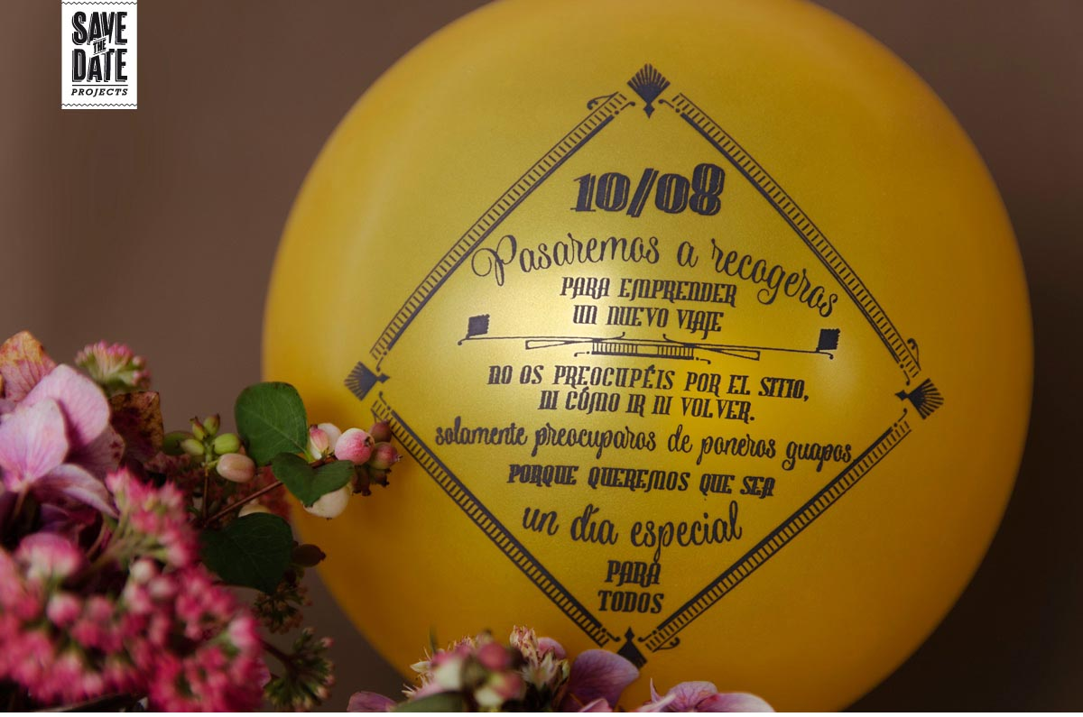 Globo-Invitacion-de-boda-con-globo-impresion-en-letterpress-Save-the-date-projects