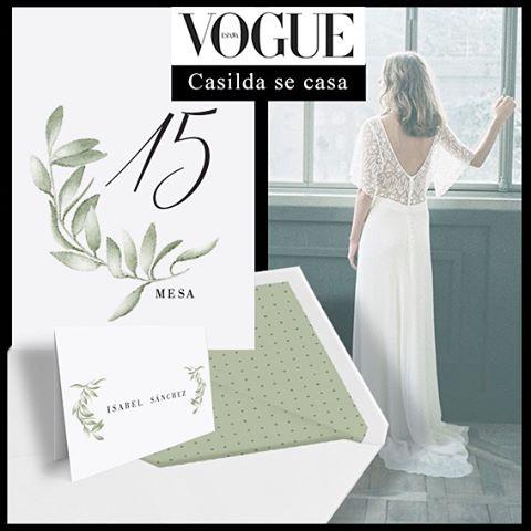 Recomendación bodas Vogue Save the date projects Olivos