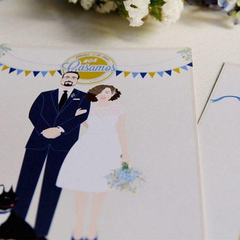 Invitacion-de-boda-para-Bodas-de-cuento-con-ilustraciones-de-los-novios-3