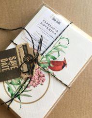 Packs de tarjetas y postales para regalo