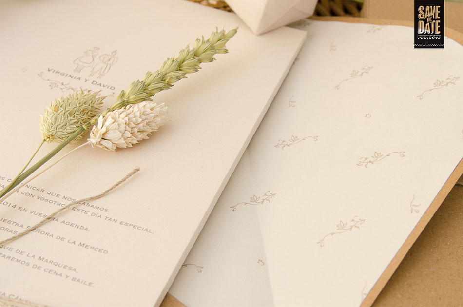 Invitaciones-de-boda-campestre-rustica-Sobre-con-forro-personalizado-Detalle