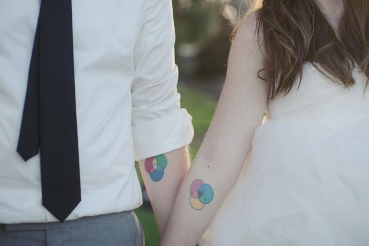 Colores de vuestra boda original by benblood