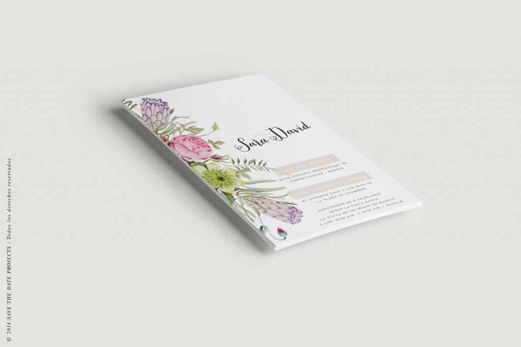 Invitaciones-de-boda-CAMPESTRE-flores-acuarela-MAPA-ANV
