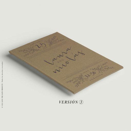 invitaciones-boda-campestre-kraft-caligrafia-ANV-C