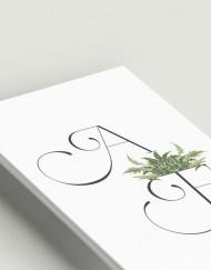 Invitaciones de boda-helechos-lista-bodas-ANV-detalle