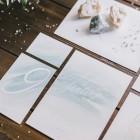 Invitaciones de boda y papelería boho