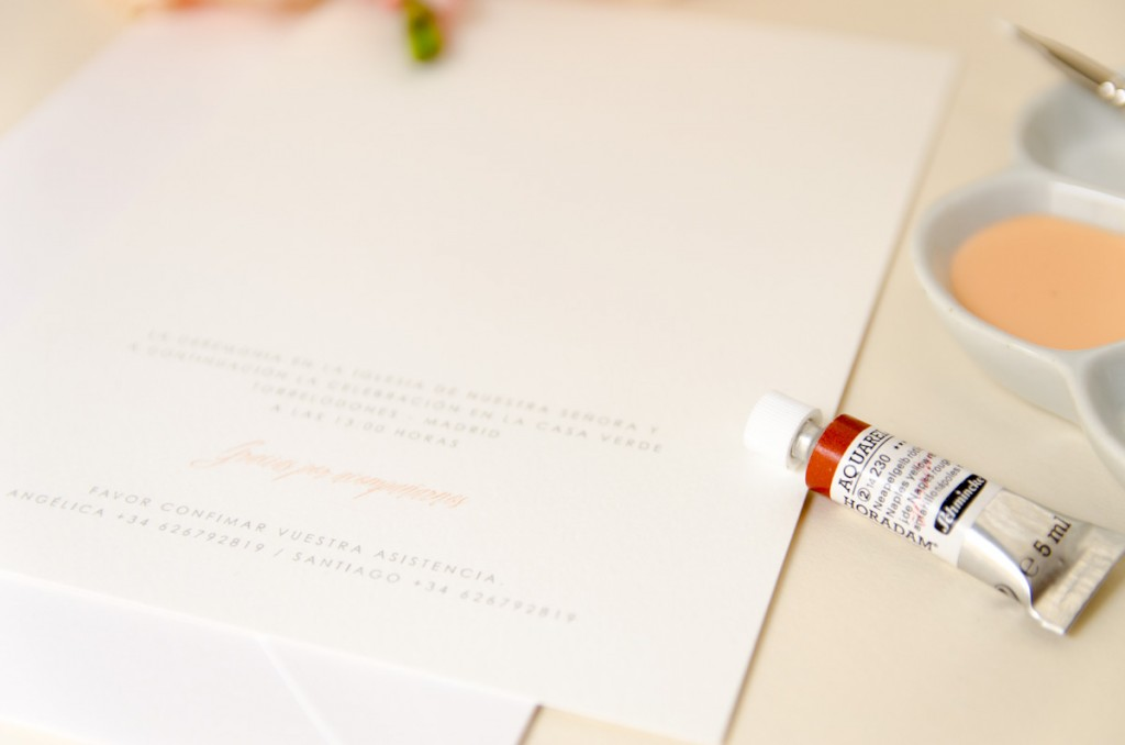 Invitaciones de boda originales - Picel - Nude
