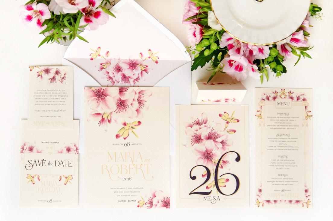 Invitaciones de boda originales para una boda que enamorar - Bodas sencillas y romanticas ...