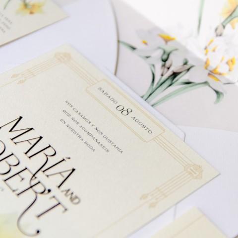 Invitaciones de boda románticas-5264