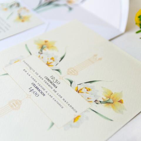 Invitaciones de boda románticas-5299