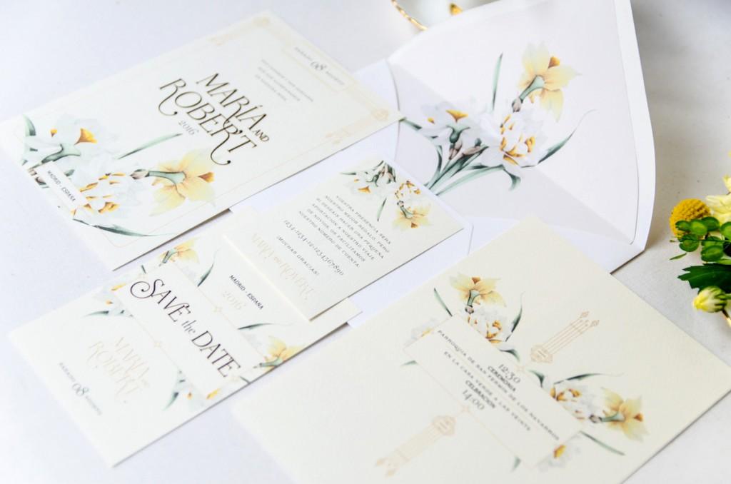 Pack Invitaciones de boda románticas-5304