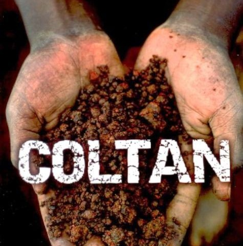 Coltan libro recomendado por Save the date projects