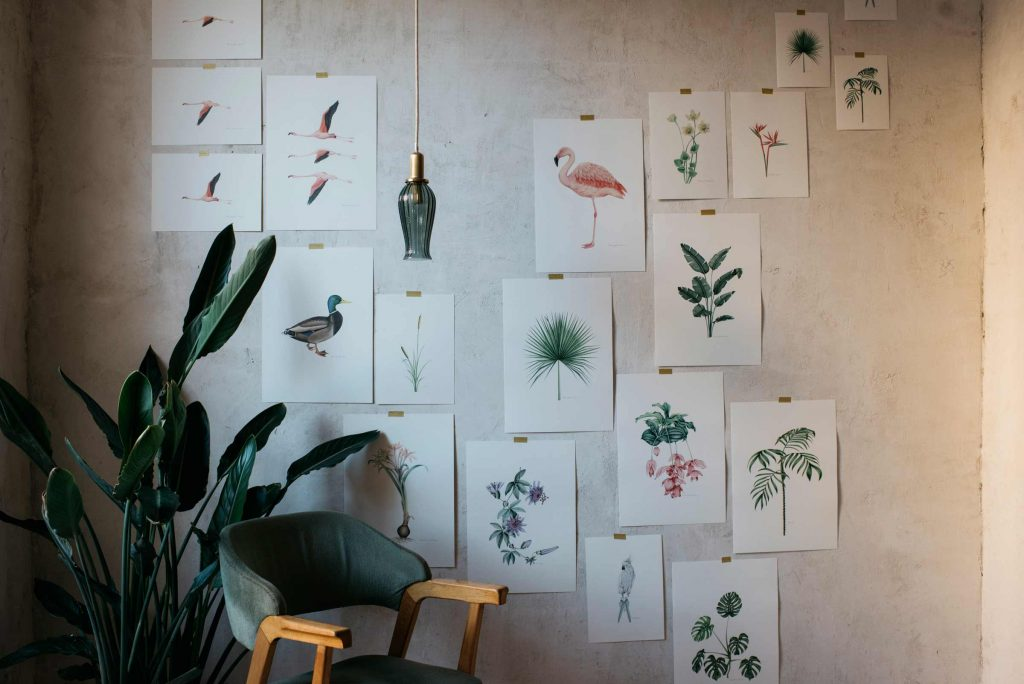 acuarelas-a-mano-laminas-regalo-decoracion-pared-laminas-inspiracion