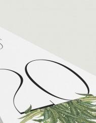 Números de mesa - invitaciones-de-boda-detalle-helechos-numero