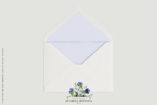 sobre-blanco-con-forro-invitaciones-de-boda-acuarela-botanica-5
