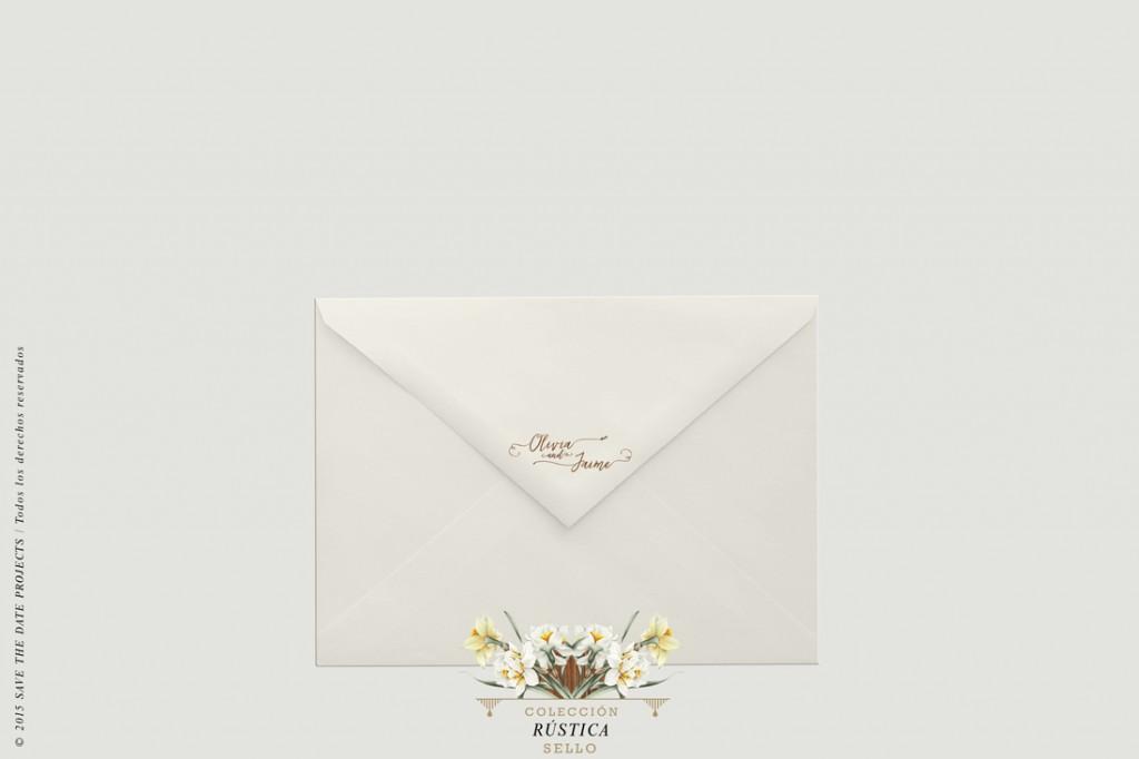 SELLO-sobre-blanco-con-forro-invitaciones-de-boda-rusticas