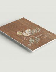 invitaciones de boda rustica y campestre