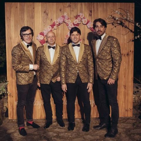 Grupo música para boda - Los testigos