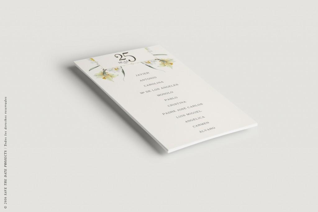 invitaciones-de-boda-romantica-narcisos-seating-plan