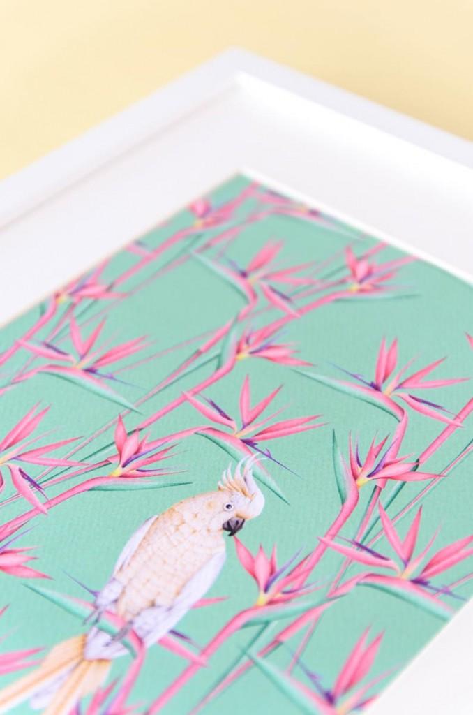 Detalles de boda flor de la pasion papeleria dia a dia lamina y cuadro (8)
