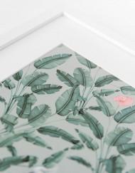 Detalles de boda laminas en acuarela regalo - ilustracion platanera acuarela (10)