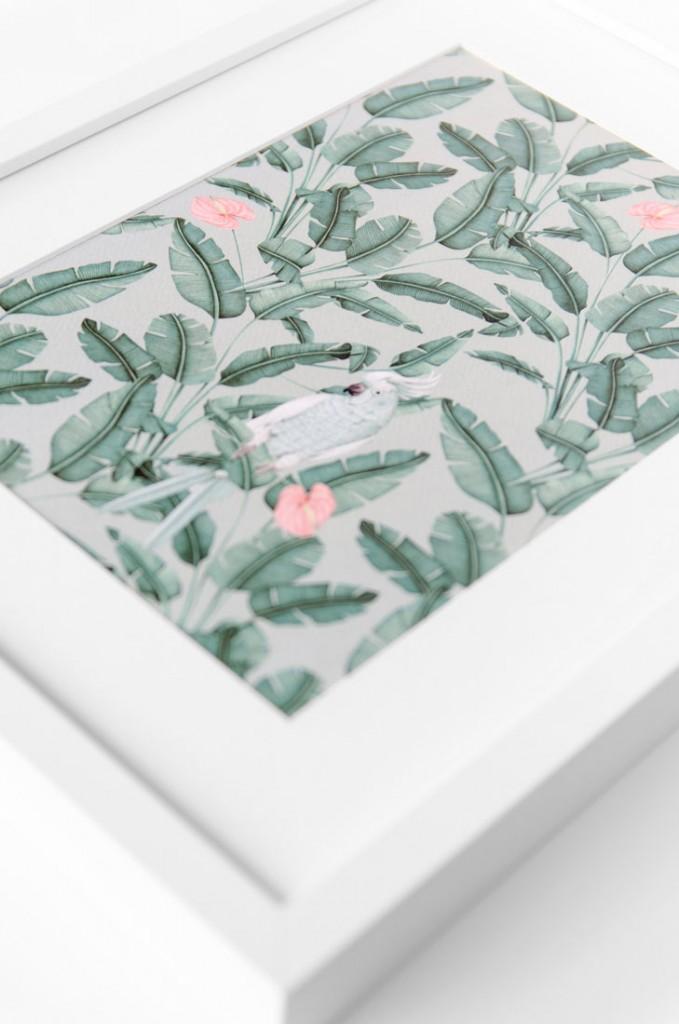 Detalles de boda laminas en acuarela regalo - ilustracion platanera acuarela (11)