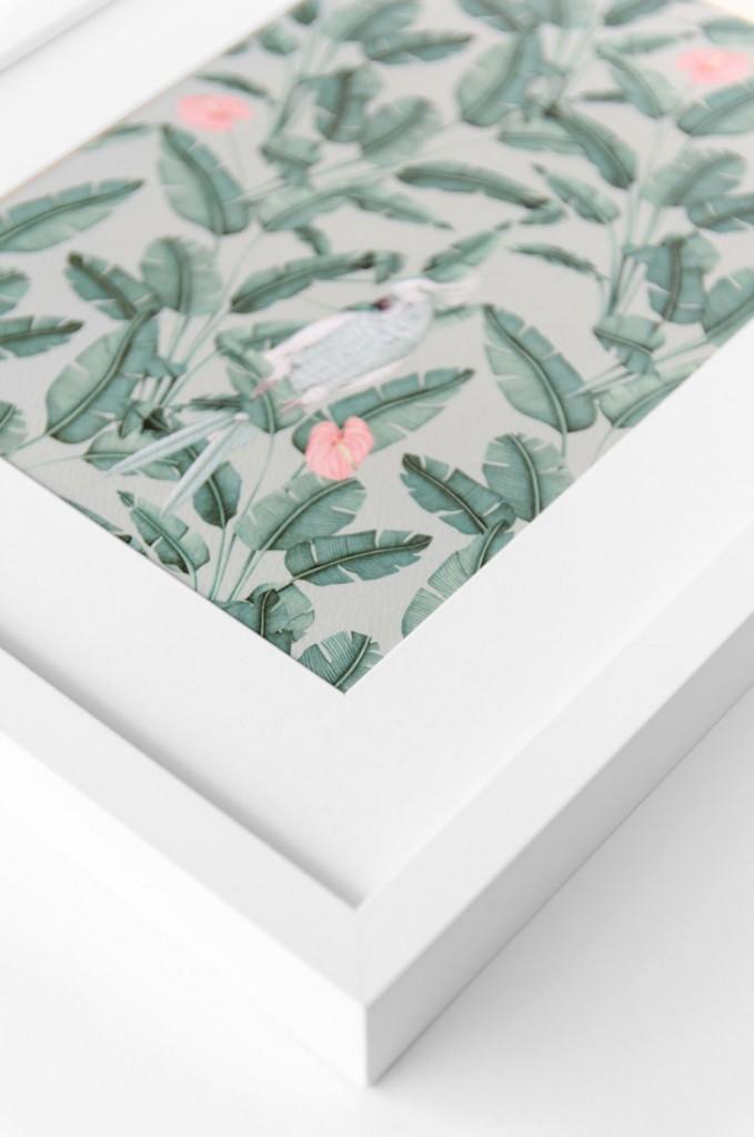 Detalles de boda laminas en acuarela regalo - ilustracion platanera acuarela (12)