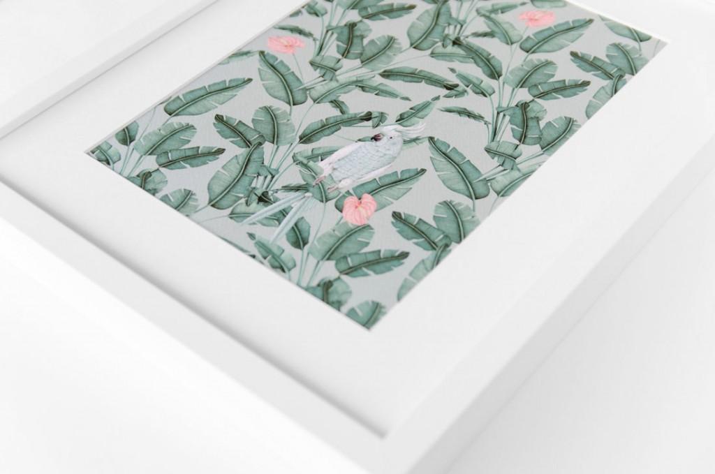 Detalles de boda laminas en acuarela regalo - ilustracion platanera acuarela (13)