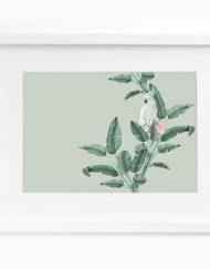 Detalles de boda laminas en acuarela regalo - ilustracion platanera acuarela (14)