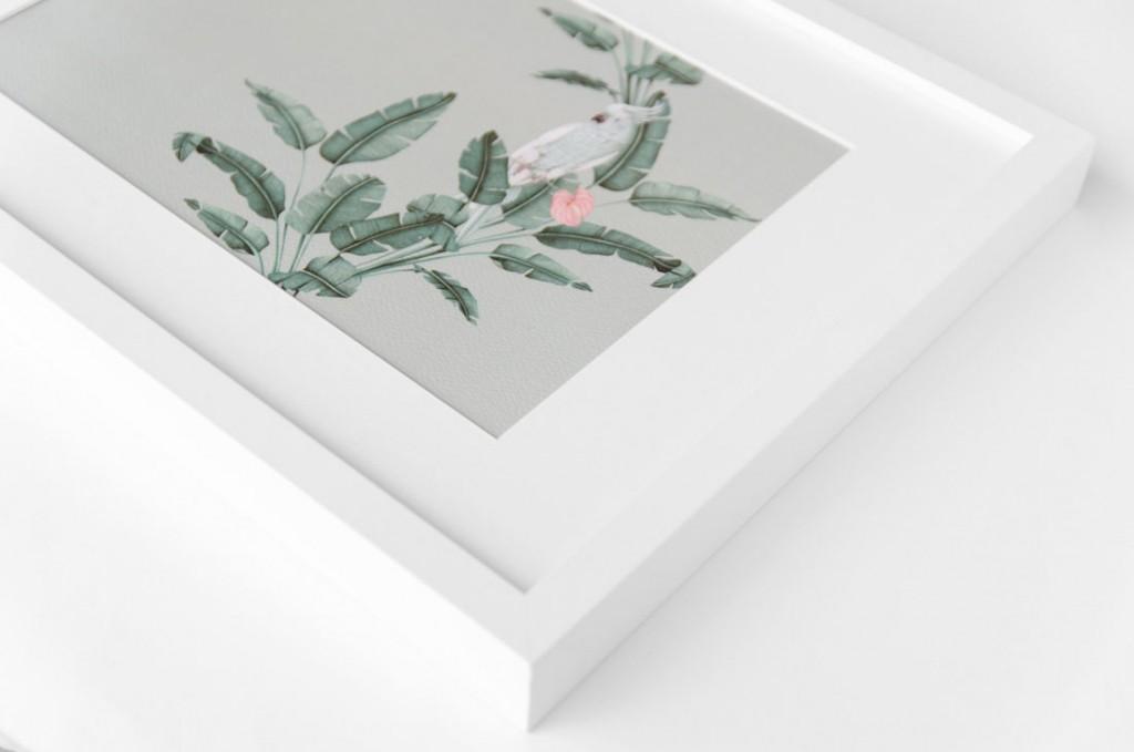 Detalles de boda laminas en acuarela regalo - ilustracion platanera acuarela (18)