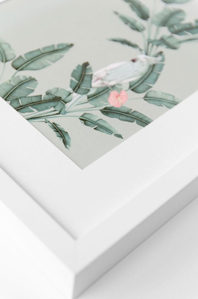 Detalles de boda laminas en acuarela regalo - ilustracion platanera acuarela (7)