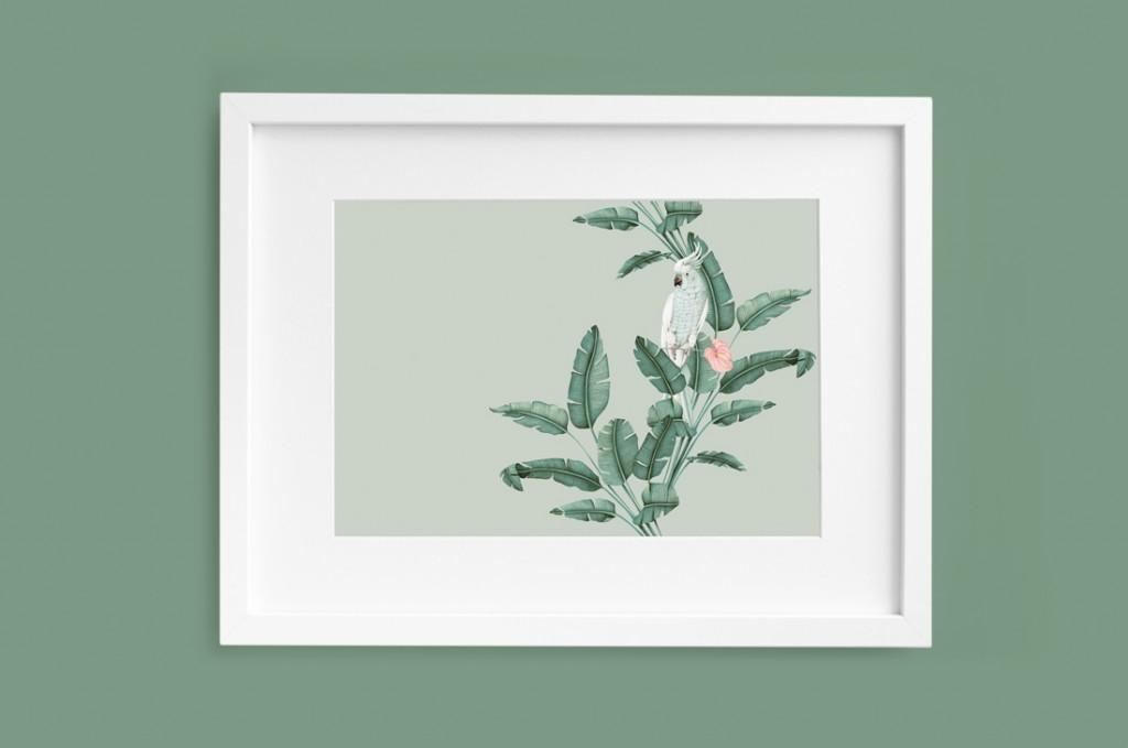 Detalles de boda laminas horizontales en acuarela regalo - ilustracion platanera acuarela (1)