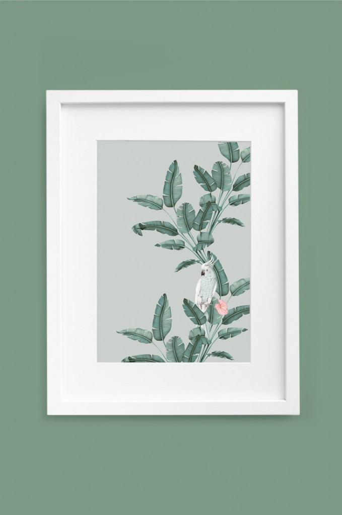Detalles de boda laminas horizontales en acuarela regalo - ilustracion platanera acuarela (2)