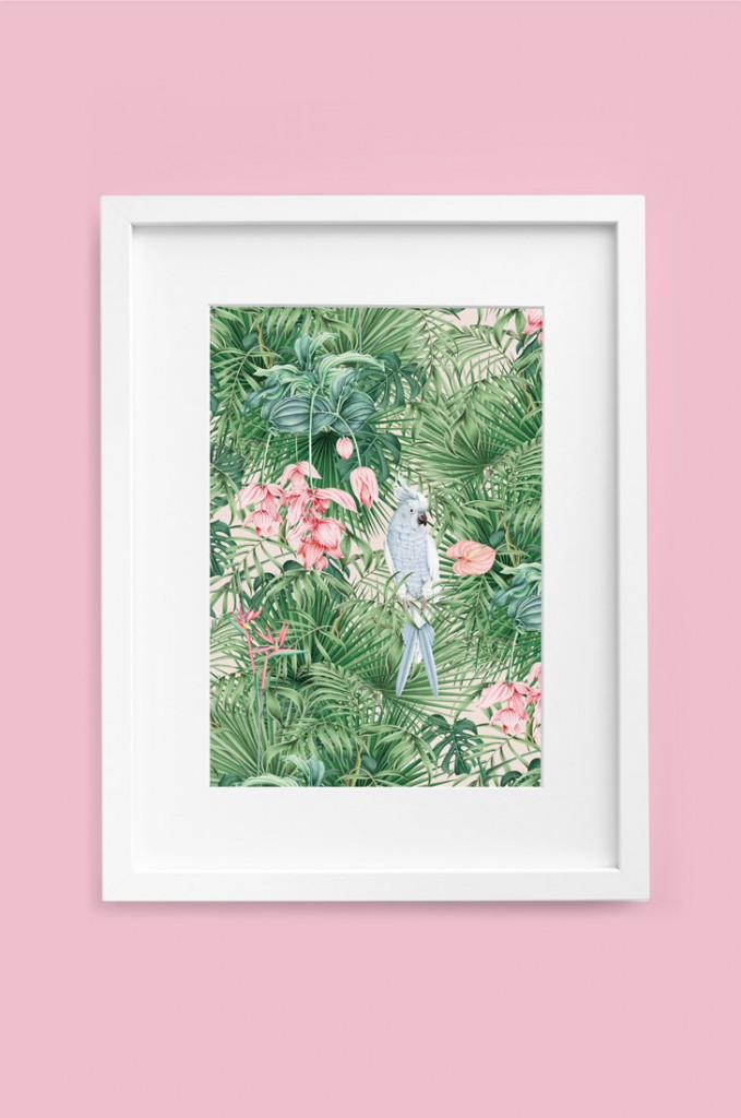 Detalles de boda originales laminas patterns portada- Coleccion Selva Acuarela (3)