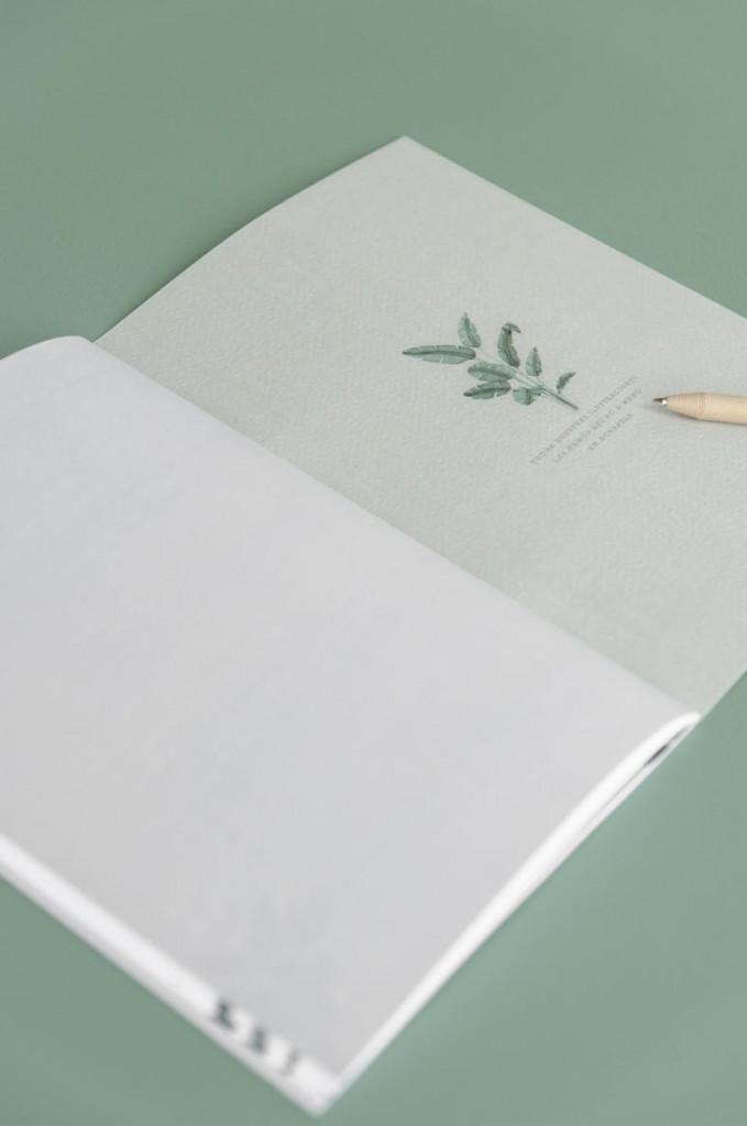 Detalles de boda originales libretas regalo dibujo acuarela - Coleccion platanera (29)