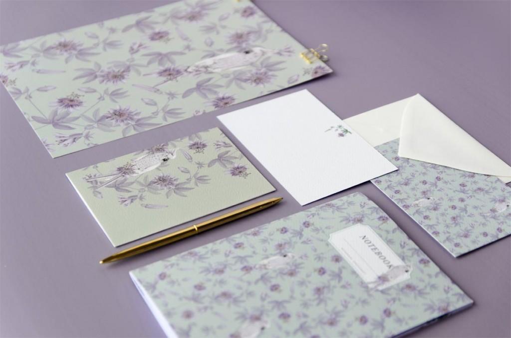 Detalles de boda originales papeleria diseno dia a dia - Coleccion pasiflora flor de la pasion dibujo (7)