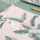 Detalles de boda originales papeleria diseno dia a dia - Coleccion platanera (19)