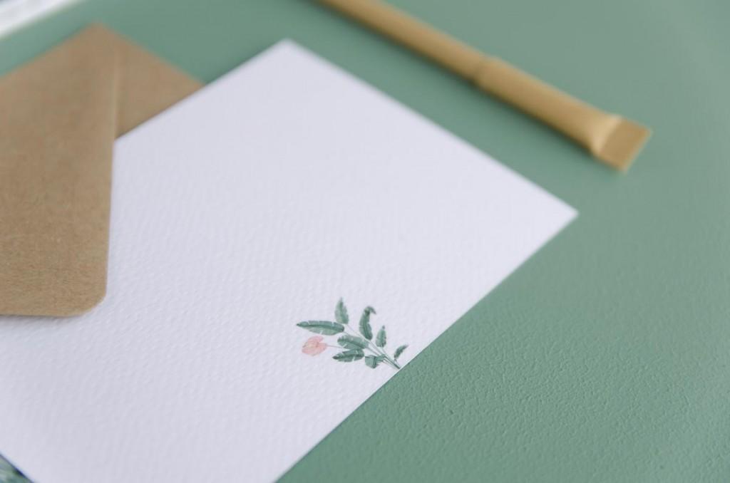 Detalles de boda originales tarjetas agradecimiento - Coleccion platanera (4)