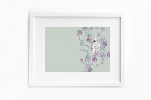 Detalles de boda papeleria para dia a dia lamina decorativa flor pasion (1)