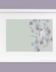 Detalles de boda papeleria para dia a dia lamina decorativa flor pasion (2)