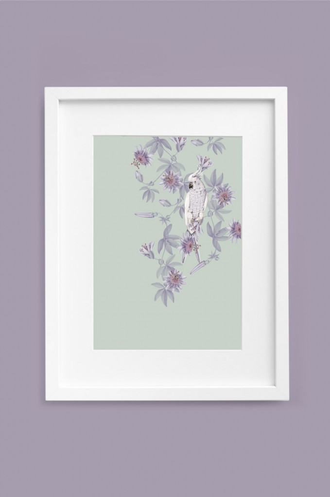 Detalles de boda papeleria para dia a dia lamina decorativa flor pasion (3)