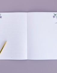 Detalles de boda papeleria para dia a dia libreta - flor pasion (2)