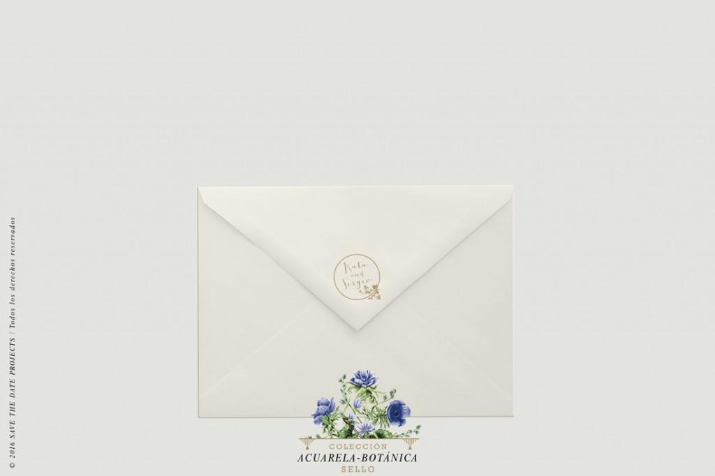 sello-de-caucho-invitaciones-de-boda-acuarela-botanica