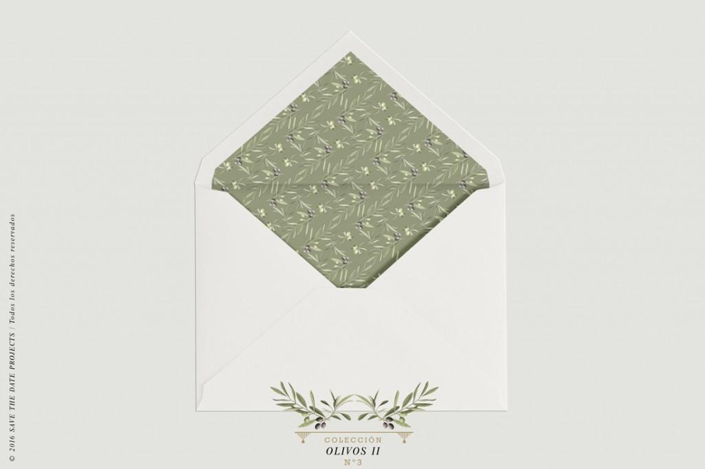 sobre-con-forro-olivos-lino-2-3 sobres forrados