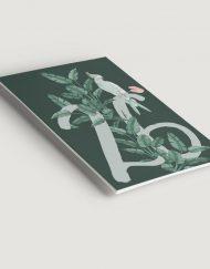 meseros-de-boda-acuarela-TROPICAL-PLATANERA-verde-oscuro