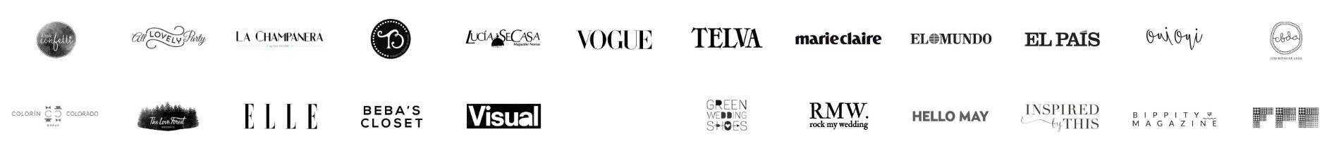 Recomendaciones Invitaciones Boda Online Vogue, Telva, Elle